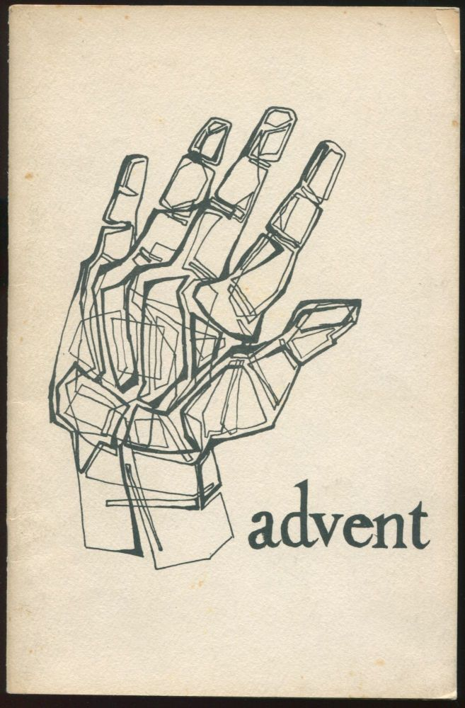Advent, #4, May, 1964. Central High School, Henry SUSSMAN, Mari OLIENSIS, -in-chief, Philadelphia High School for Girls.