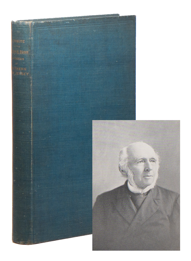 A Tribute to Rev. Allen H. Brown By the Presbytery of West Jersey Commemorating His Eightieth Birthday and Fifty-Four Years of Service, Including His Autobiography, Historical Papers and a Few Sermons. Frederic R. BRACE, Sylvester W. BEACH.