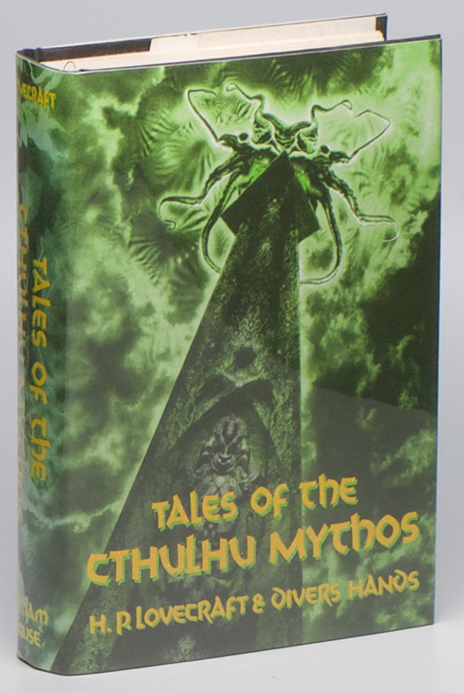 Tales of the Cthulhu Mythos (Golden Anniversary Anthology). H. P. LOVECRAFT, Divers HANDS.