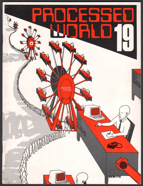 Processed World, No. 19, Spring 1987