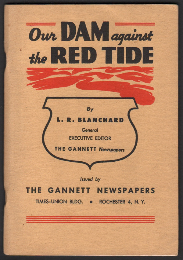 Our Dam Against the Red Tide. L. R. BLANCHARD.