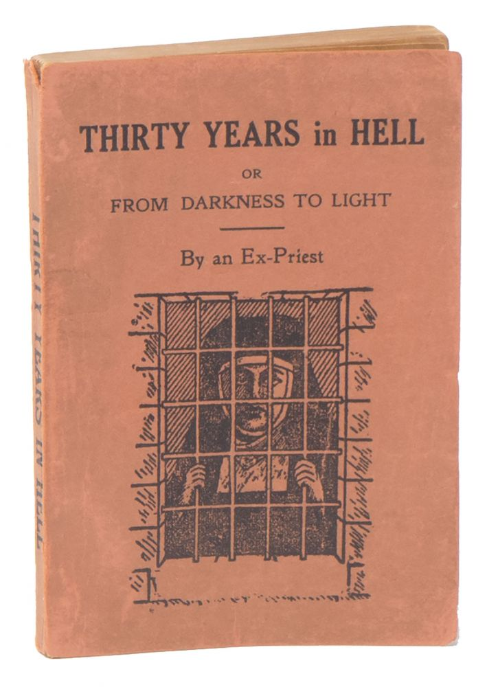 """""""Thirty Years in Hell,"""" or, """"From Darkness to Light"""". Bernard FRESENBORG."""