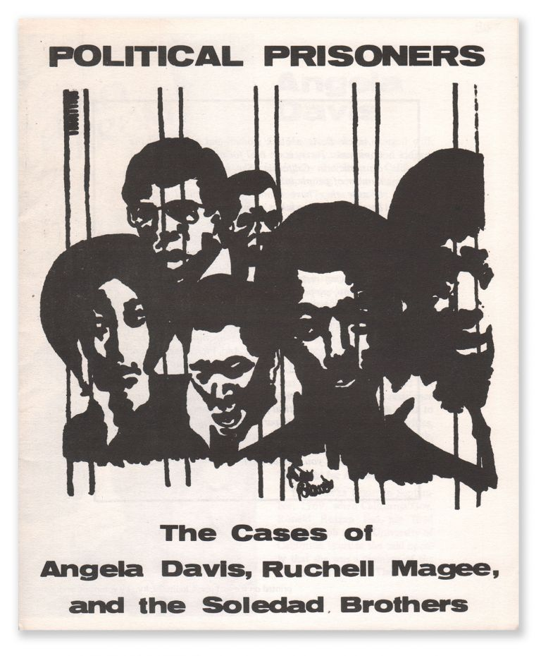 Political Prisoners: The Cases of Angela Davis, Ruchell Magee, and the Soledad Brothers. Southern Committee to Free Angela Davis, All Political Prisoners.