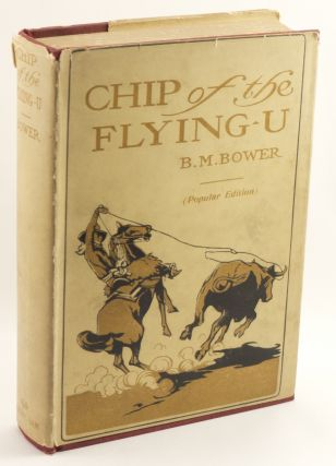 Chip, of the Flying U. B. M. BOWER