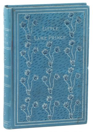 The Little Lame Prince and His Traveling Cloak: A Parable for the Young and Old. Dinah Maria CRAIK