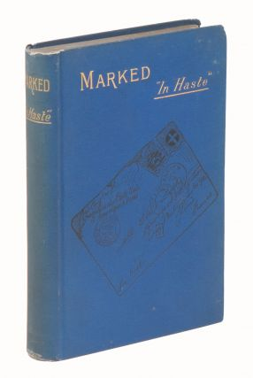"Marked ""In Haste."" A Story of To-Day. Tucker, Blanche ROOSEVELT."