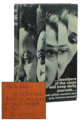 Members of the Class Will Keep Daily Journals: The Barnard College Journals of Tobi Gillian...