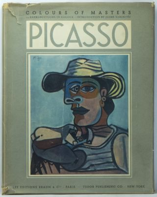 Paintings and Drawings of Picasso. Jaime SABARTES