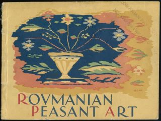 Roumanian Peasant Art. Anon.