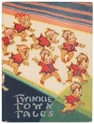 Twinkie Town Tales, Book No. 1. Carlyle EMERY, Arthur HENDERSON, illustrations