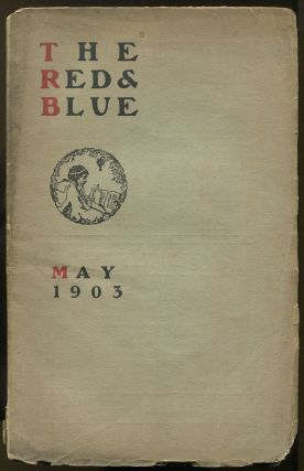The Red and Blue, May, 1903
