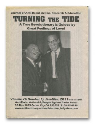 Turning the Tide: Journal of Anti-Racist Action, Vol. 24, No. 1, Jan-Mar. 2011. Anti-Racist...