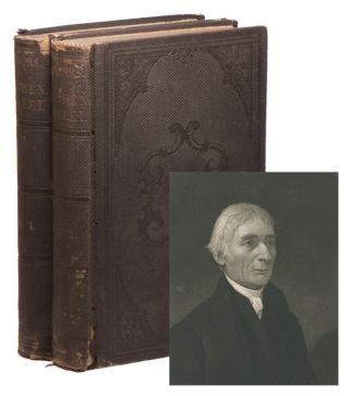 Memoirs of the Life and Gospel Labours of Stephen Grellet [Two Vols.]. Stephen GRELLET, Benjamin...