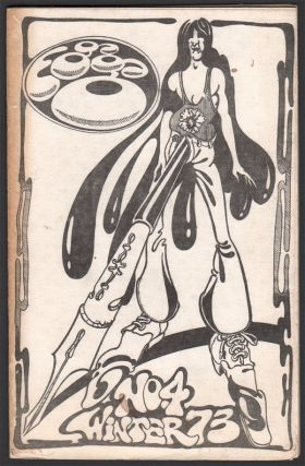 Egg, Vol. 1, No. 4, Fall, 1973. William LINEHAN, Hugh FOX, Judson CREWS, contributor.