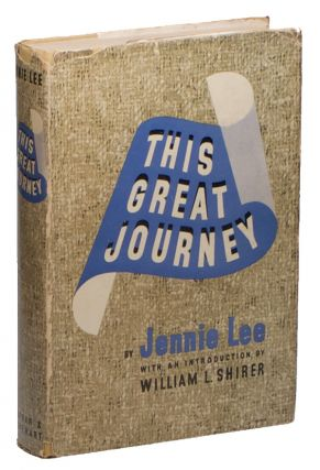 This Great Journey. Jennie LEE