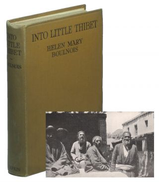 Into Little Thibet. Helen Mary BOULNOIS
