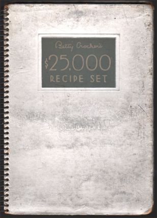 Betty Crocker's $25,000 Recipe Set, Featuring Recipes From World Famous Chefs For Food That...