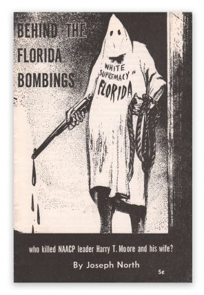 Behind the Florida Bombings: who killed NAACP leader Harry T. Moore and his wife?