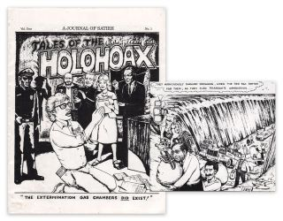 Tales of the Holohoax: A Journal of Satire, Vol. 1, No.1. Michael A. HOFFMAN II, pseud. Nick...