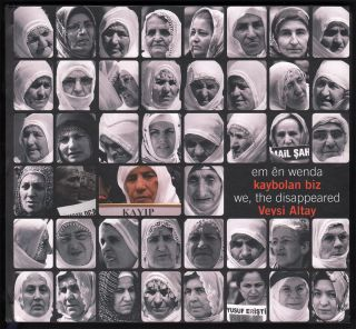 We the Disappeared (Em En Wenda) (Kaybolan Biz). Veysi ALTAY, photographer