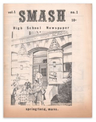 Smash, Vol. 1, No. 1