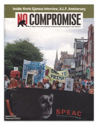 No Compromise, No. 24, Summer 2004. The No Compromise Steering Committee