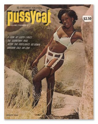 Pussycat, Vol. 2, No. 2. Steve BENTONI
