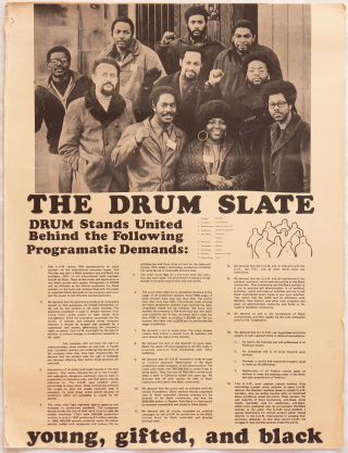 The DRUM Slate
