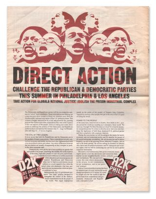 Direct Action: Challenge the Republican & Democratic Parties This Summer In Philadelphia & Los...