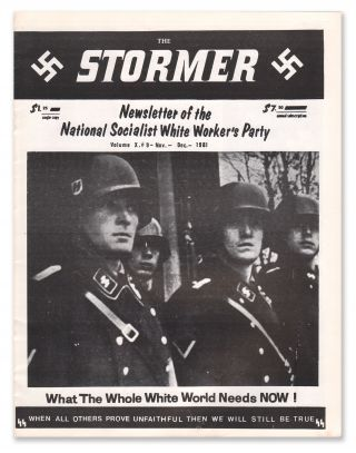 Stormer, Vol. X, No. 9, Nov. - Dec., 1981. Allen VINCENT.