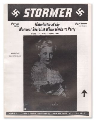 Stormer, Vol. X, No. 7, July - August, 1981. Allen VINCENT.