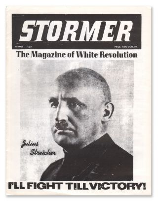 Stormer, Vol. X, No. 12, Summer, 1982. Allen VINCENT.
