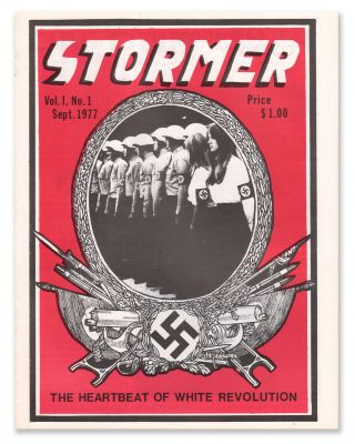 Stormer, Vol. 1, No. 1, Sept. 1977. Editorial Staff.