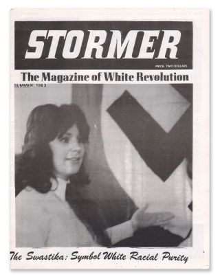 Stormer, Vol. X, No. 15, Summer, 1983. Allen VINCENT.