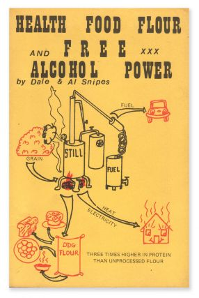Health Food Flour and Free Alcohol Power. Alvin and Dale SNIPES