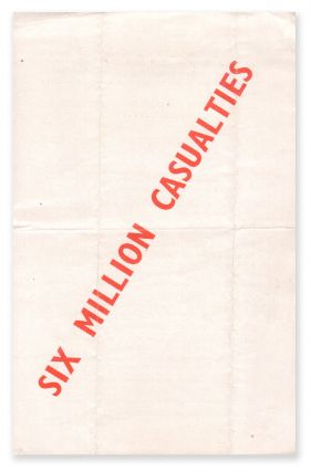 Six Million Casualties