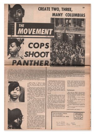 The Movement, Vol. 4, No. 5, June, 1968. Editorial Group