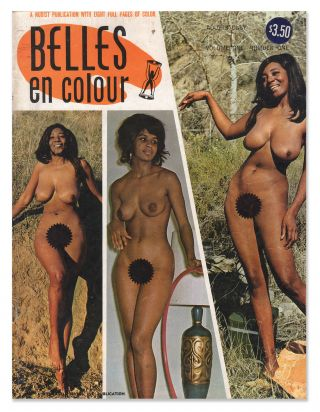 Belles en Colour, Vol. 1, No. 1