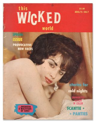 This Wicked World, Vol. 1, No. 1