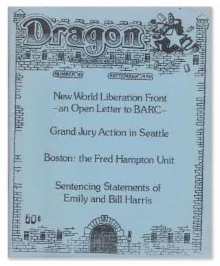 Dragon, No. 10 [final issue]. Bay Area Research Collective