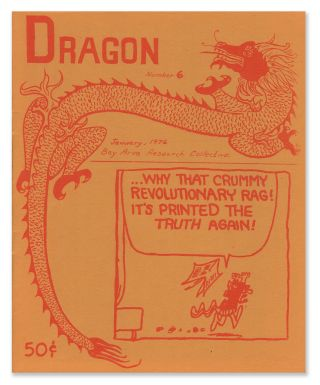 Dragon, No. 6. Bay Area Research Collective