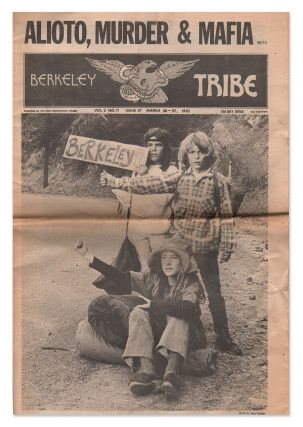 Berkeley Tribe, Vol. 2, No. 11 (issue 37), March 20-27, 1970