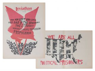 Leviathan, Vol. 1, No. 6, October/November 1969. New York Staff