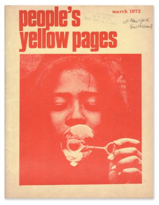 People's Yellow Pages, March 1972