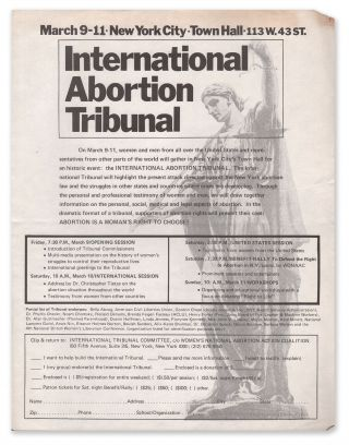 International Abortion Tribunal