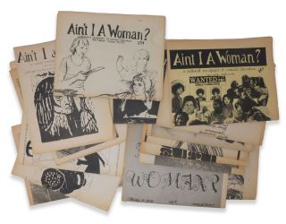Ain't I A Woman: A Midwest Newspaper of Women's Liberation (23 issues in 22 volumes). The Collective
