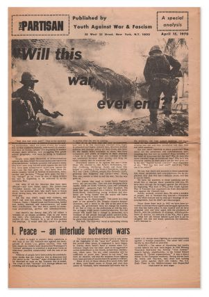 The Partisan (A Special Analysis), April 15, 1970