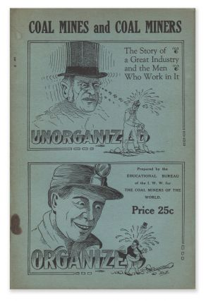 Coal-Mine Workers and Their Industry: An Industrial Handbook Prepared by the Educational Bureau...