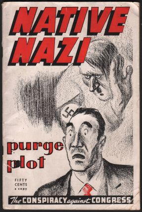 Native Nazi Purge Plot. Joseph KAMP
