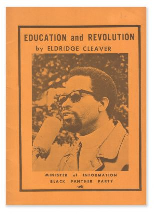Education and Revolution. Eldridge CLEAVER